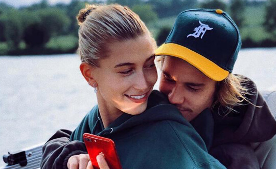 Hailey Baldwin Engagement Ring | Shimansky